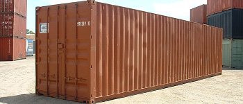 average cost of 40 ft container for sale in