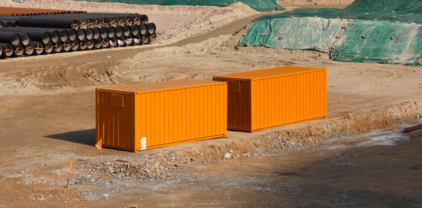 portable storage container rentals