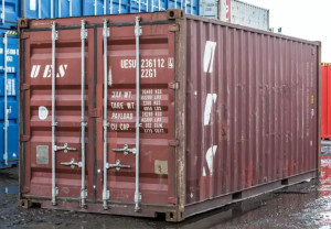 cargo worthy shipping container, cargo worthy steel storage container