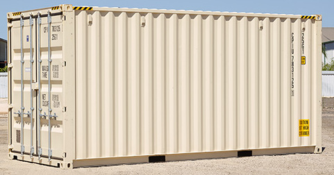 one trip shipping container, one trip steel storage container